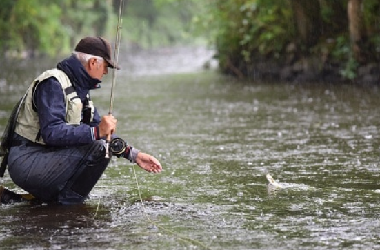 Weather Affect Fishing